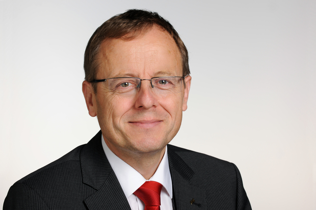 Director General of the European Space Agency, Johann-Dietrich Woerner