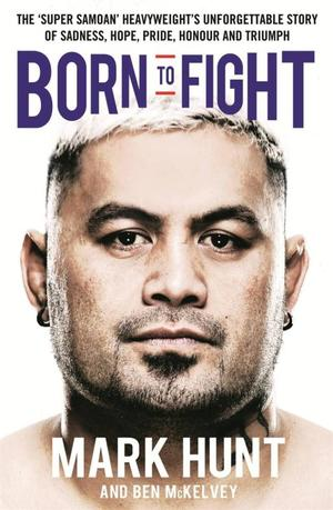 Front cover of the book, Born to Fight