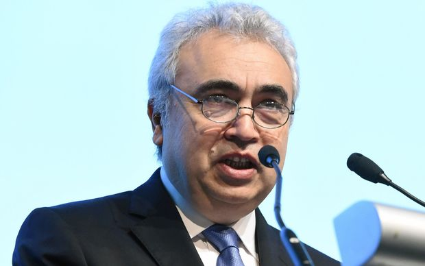 International Energy Agency Executive Director, Fatih Birol.