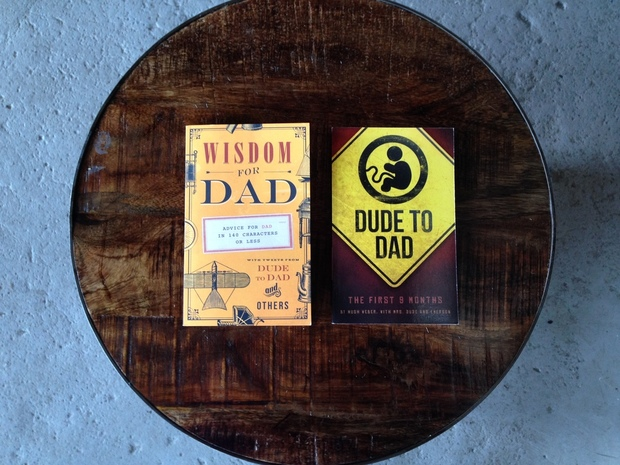 Dude to Dad books