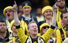 Wellington Phoenix supporters are some of the most loyal in New Zealand sport.