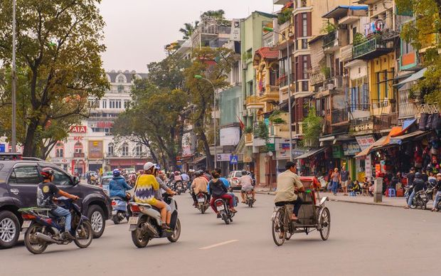 Two way trade with Vietnam was at $1.1b in the June year and the government wants to double that by 2020.