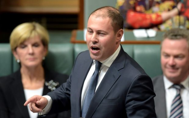 Australia's Resources and Energy Minister Josh Frydenberg