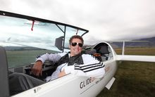 McCaw's indicated he'll work in aviation, concentrating first on gaining his commercial license.