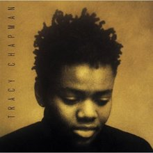 Tracy Chapman - the 1988 album cover