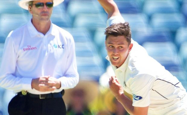 Trent Boult will have to prove his fitness ahead of the inaugural day-night test.