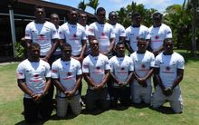 Emori Waqavulagi was originally named in the Fiji sevens team to compete in Dubai before being withdrawn.