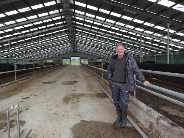 Massey University soil scientist Mike Hedley and his team are investigating how taking cows off pasture and into housing during certain periods of the year could reduce nitrate leaching on dairy farms.