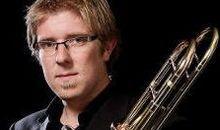 Trombonist David Bremner