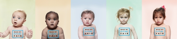 Unicef NZ's 'Fair Future' campaign promoting child welfare