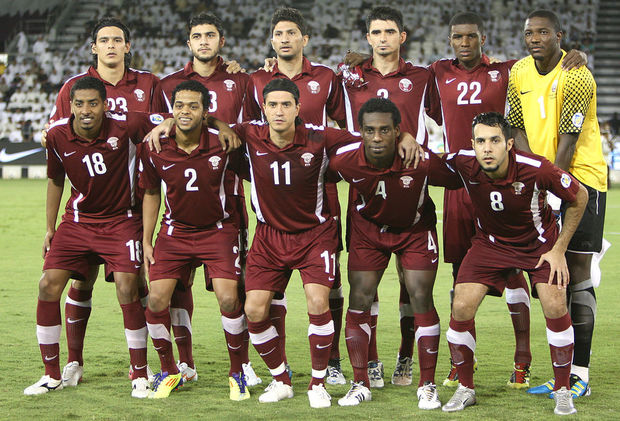 Qatar football team