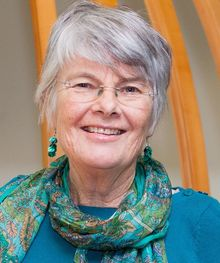 Protrait photo of Professor Elaine Rush