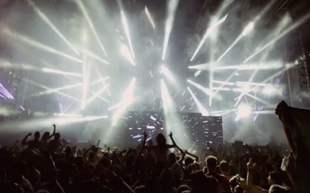 Stereosonic music festival: promotional video screengrab