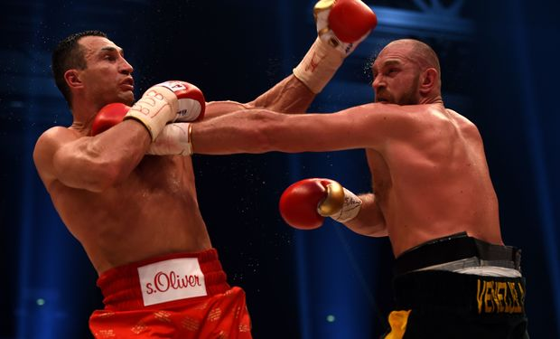 Fury-Klitschko set for October rematch