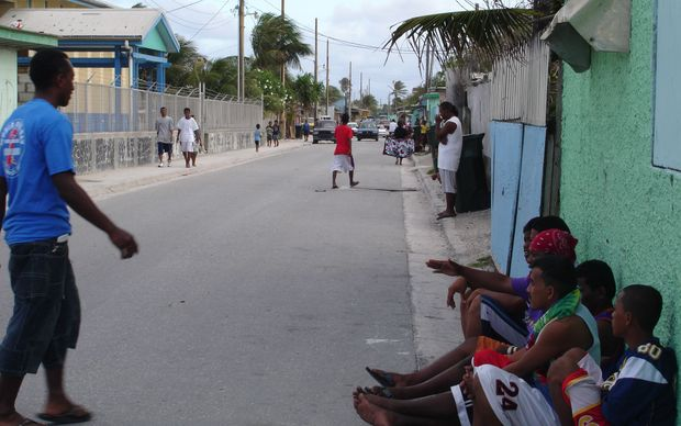 Youth in Ebeye