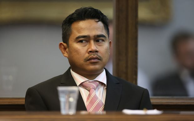 Muhammad Rizalman at the High Court in Wellington on 30 November 2015.