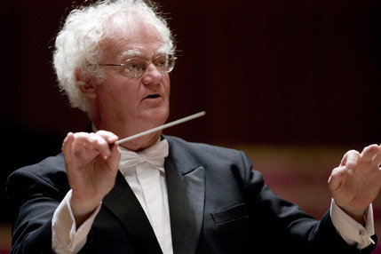 Conductor Richard Gill
