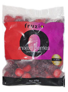 Fruzio mixed berries