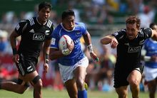 Samoa finished seventh at the Dubai Sevens.