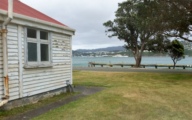 The Shelly Bay site was owned by the Defence Force for 120 years In 2008 it was transferred to iwi collective Taranaki Whanui.