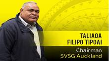 The Chairman of the Samoa Victims Support Group Auckland, Taliaoa Filipo Tipoai.
