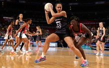 Malia Paseka has been dropped from the Silver Ferns squad.
