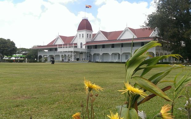 The Royal Palace of the Kingdom of Tonga