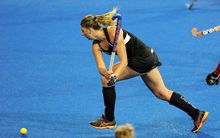 The Black Sticks' Olivia Merry.