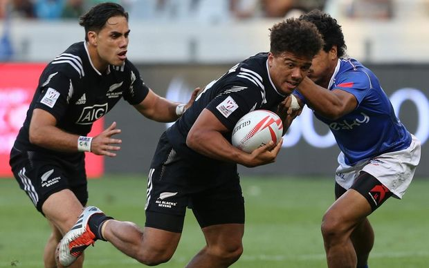 Samoa lost to France, New Zealand and Scotland at the Cape Town Sevens.