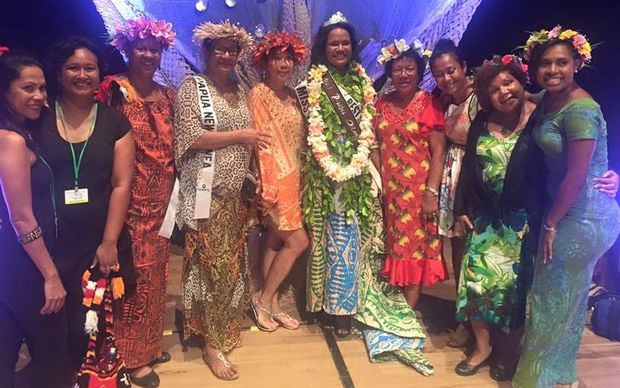 2015 Miss Pacific Islands contest