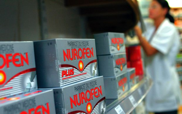 Nurofen on sale in Australia.