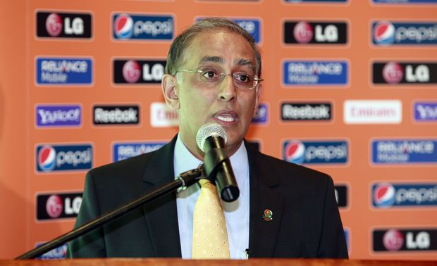 Cricket South Africa chief executive Haroon Lorgat.