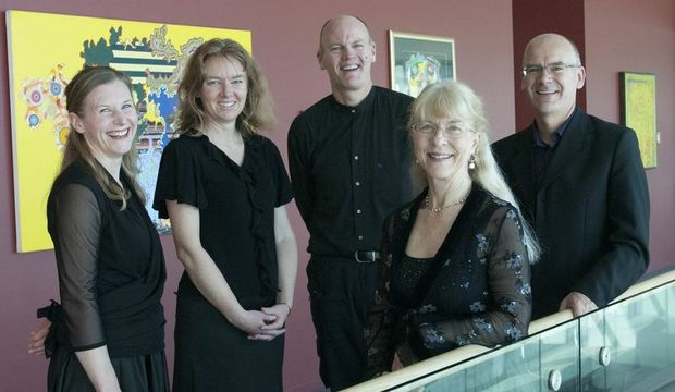 Affetto: New Zealand early music ensemble performing during Christopher's Classics 2016 season