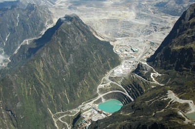 West Papuans have long expressed frustration about the environmental destruction caused by the Freeport mine operations in Mimika regency.