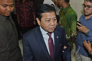 Setya Novanto has resigned as Indonesia's Speaker of Parliament after being recorded in an alleged extortion attempt related to negotiations over the renewal of miner Freeport McMoran's lucrative contract in Papua province.