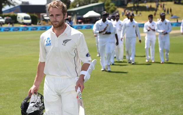 Kane Williamson leaves Seddon Park 108 not out and officially the best batsman in test cricket.