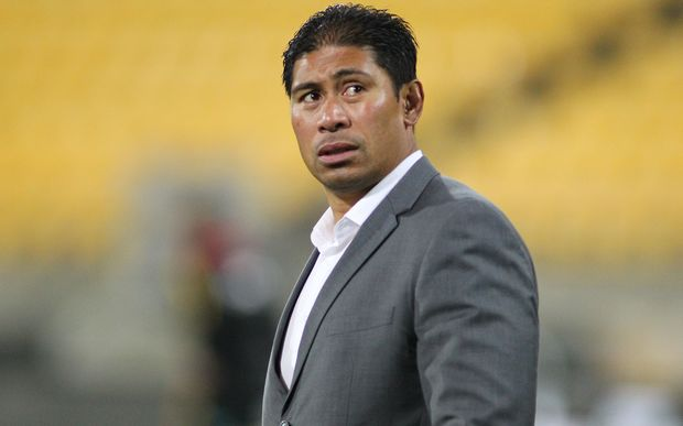 Alama Ieremia has been appointed Manu Samoa head coach.