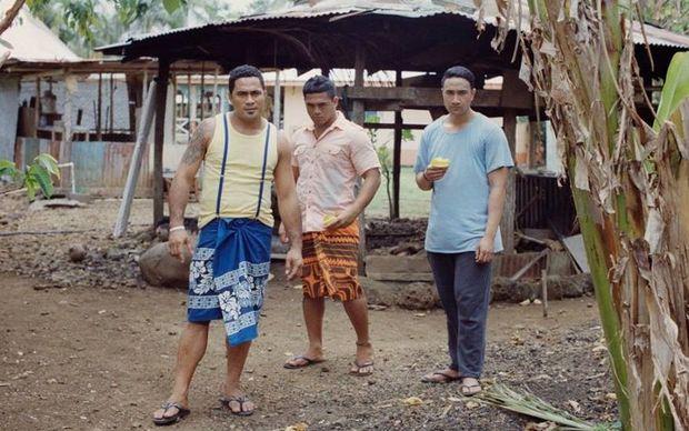 Samoa culture on big screen in 'Three Wise Cousins' comedy