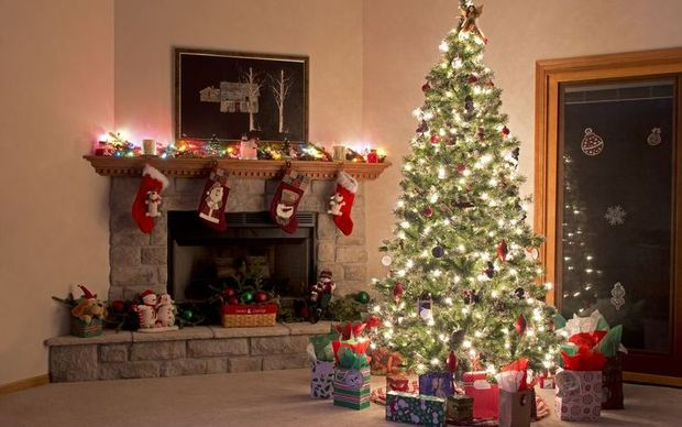 ACC received claims for 154 Christmas tree related injuries in 2014.