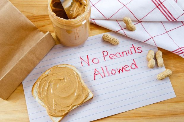 Peanut allergy affects between 1-3 percent of children in Western Europe, the US, and Australia.