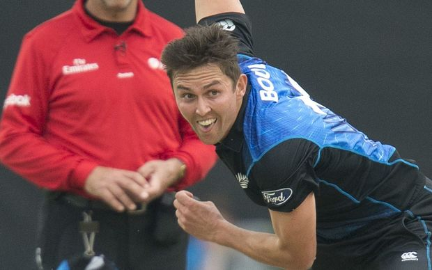 Trent Boult is back to bolster the Black Caps.
