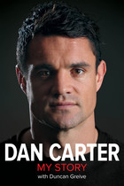 Dan Carter 'My Story'