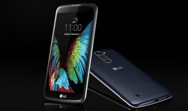 LG's new 'K Series' of phones