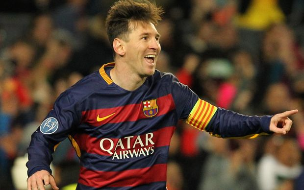 Lionel Messi has won the Ballon d'Or for a record fifth time.