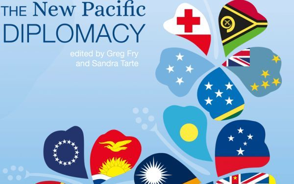 The New Pacific Diplomacy book