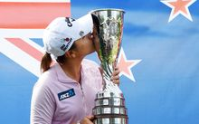 Lydia Ko - becomes golf's youngest major winner, male or female.