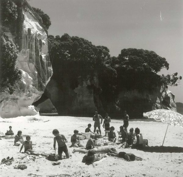 Cathedral Cove, 1980