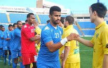 The Fiji Olympic team drew 1-1 with Spanish side Hercules FC.