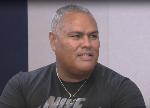 Ngatokotoru Puna thought it was a joke when he was arrested at the airport for failing to make repayments on his student loan.