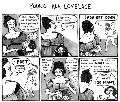 HARK,-A-VAGRANT - Ada Lovelace